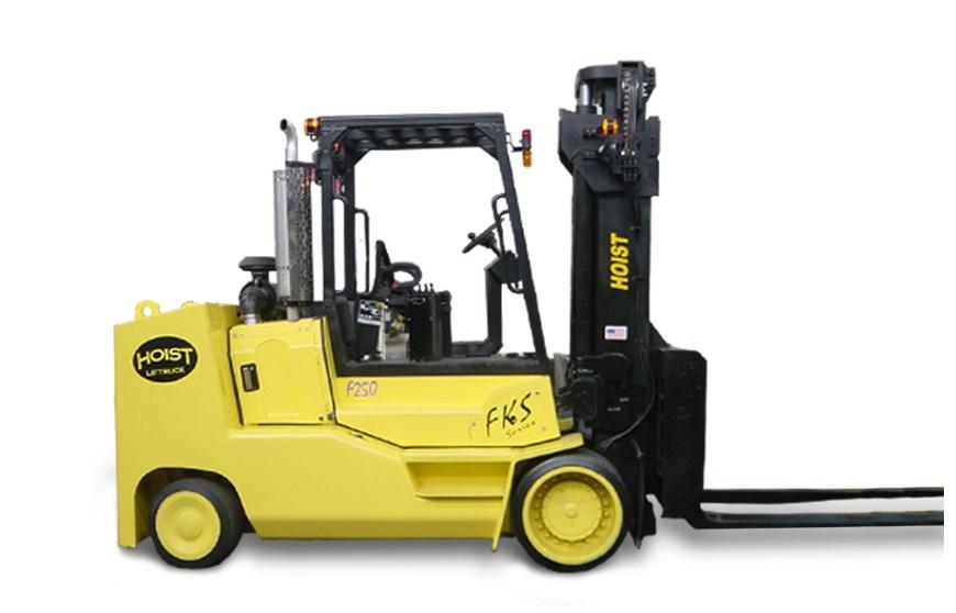 FKS/F-Series   Hoist Material Handling
