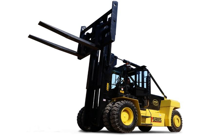 Hoist Liftruck P-Series pneumatic forklift | Hoist Material