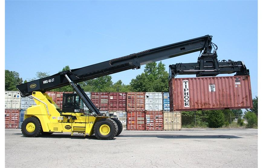 RS Series reach stacker | Hoist Material Handling