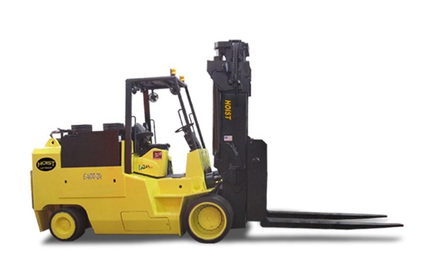 Lazer Series Hoist Liftruck